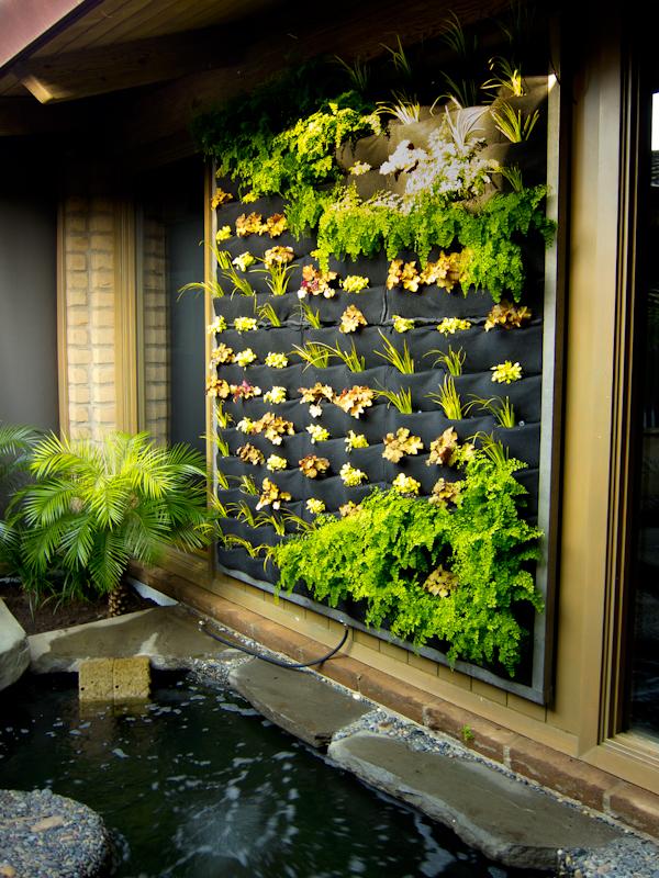 Charmant Custom Floraframe Living Wall Kit. Design By Living Green, San Francisco.