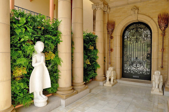 Davis Dalbok, Living Green Design. Decorator Showcase 2012. Florafelt System.