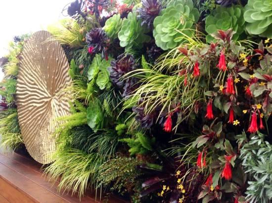 Living Green Design. Florafelt System.