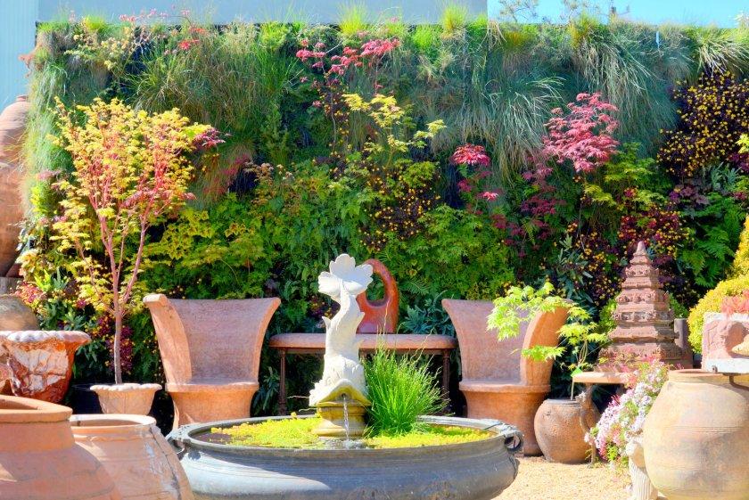 Florafelt Vertical Garden by Living Green San Francisco