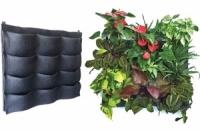 Florafelt 12-Pocket Vertical Garden Planter F12