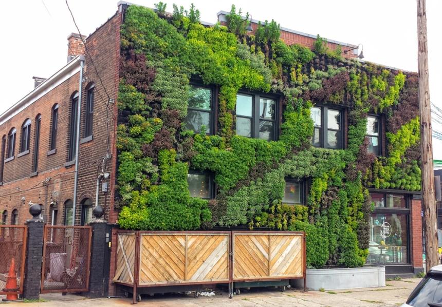 Hingetown Vertical Garden by Architect Marika-Shiroi Clark Cleveland 4